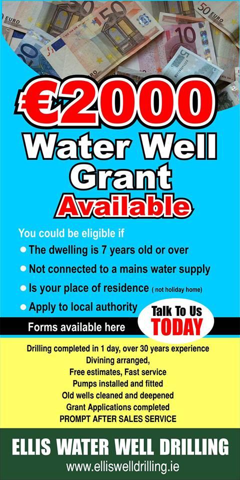water grant