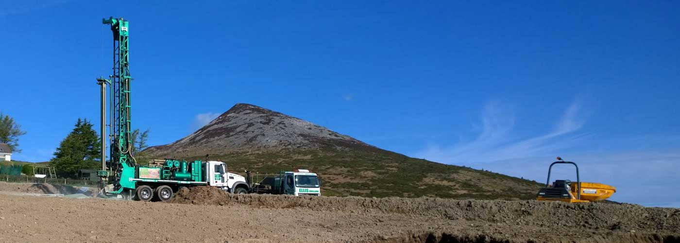 Well Drilling in Wicklow
